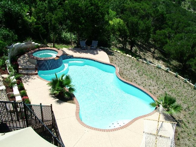 Delightful Free Form Pools U0026 Spas U2022 Tri County Pools