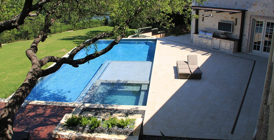 Austin Pool Builders Austin Swimming Pools • Tri-County Pools