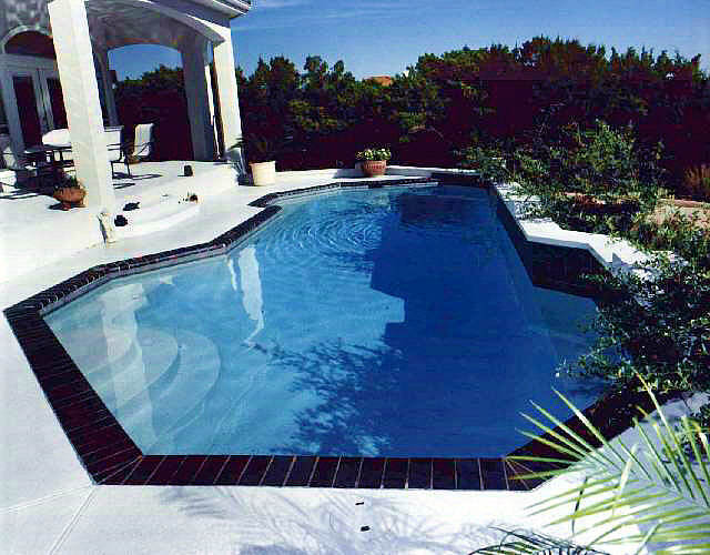 Swimming Pool Companies : Round rock pool builders pools tri county