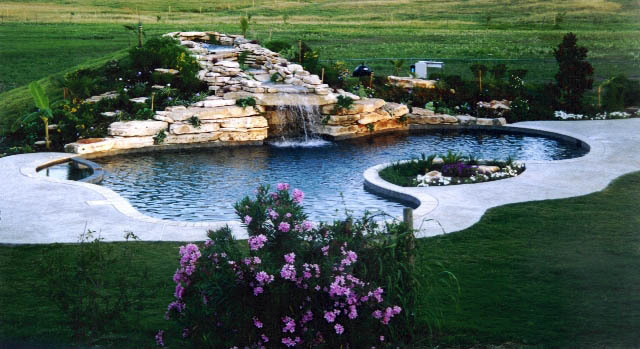 Liberty Hill Pool Builders Swimming Pools • Tri-County Pools